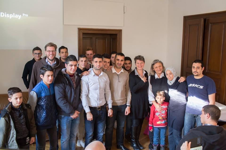 Ferlach meets Syria